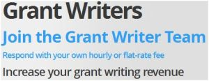 Join the grant writer team
