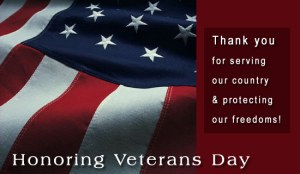 VeteransDayHonorThanks